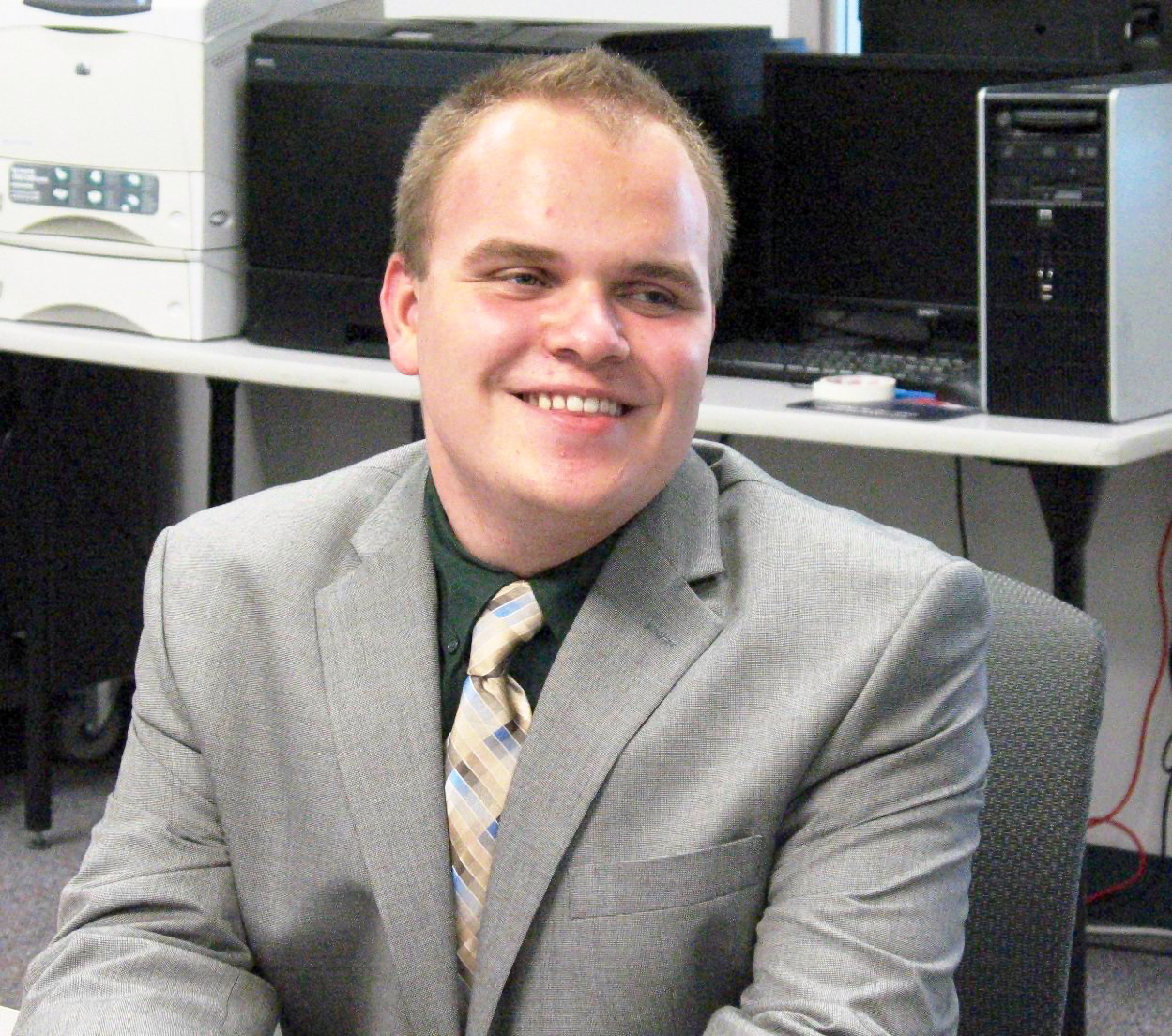 Beach grad's efforts pave way for future in technology